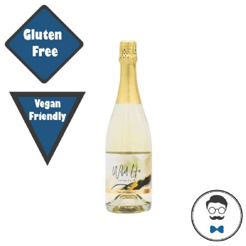 Wild Life Botanicals Nude , Alcohol Free Sparkling Wine (0%ABV)